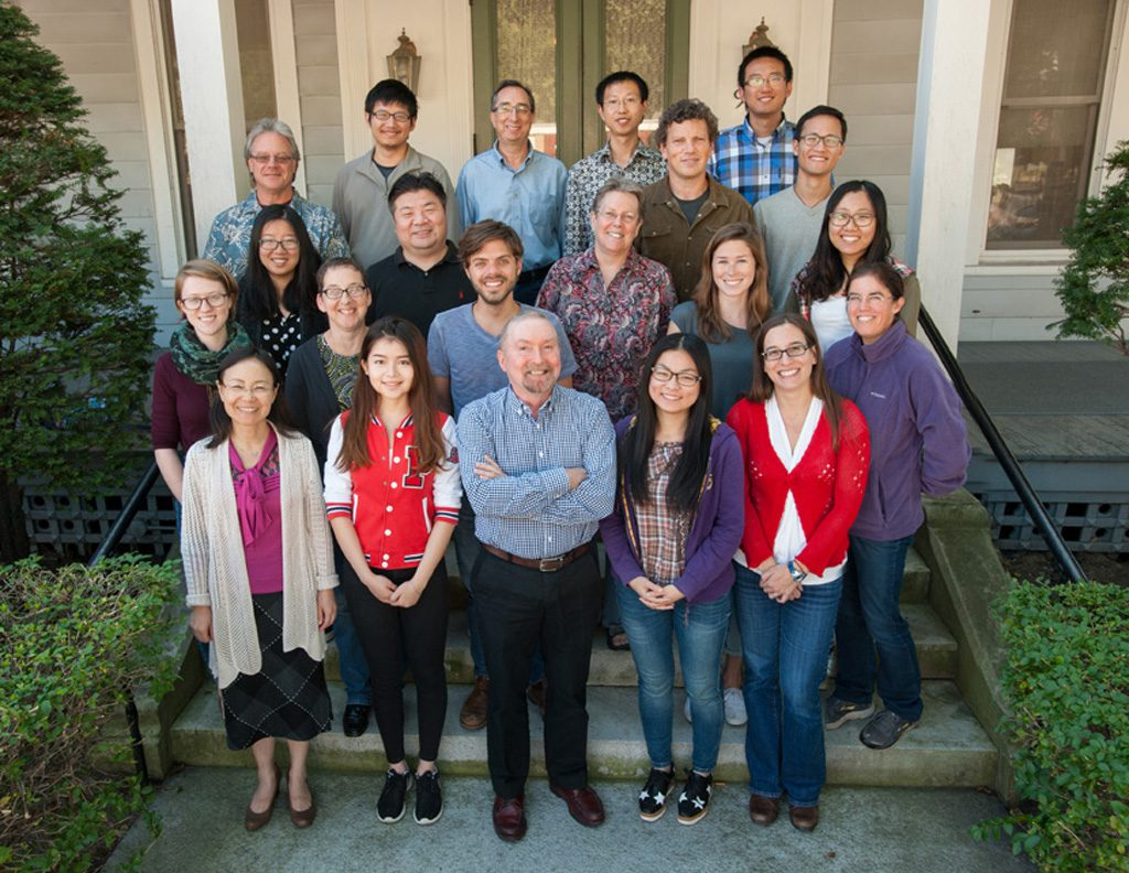 Clark Labs Staff, October 2015